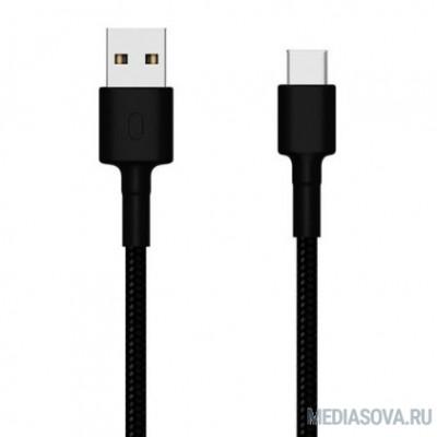 Xiaomi Mi Type-C Braided Cable (Black) SJV4109GL