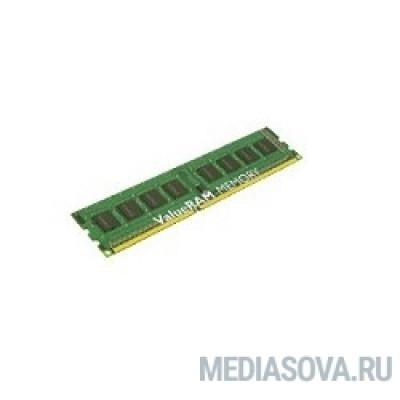 Оперативная память Kingston DDR3 4GB (PC3-10600) 1333MHz [KVR1333D3N9/4G(SP)]
