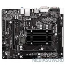 ASROCK D1800M RTL J1800, DDR3, PCI-E, 5.1ch Audio, SATAII, GBL, D-Sub, DVI, HDMI, mATX