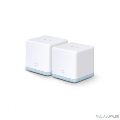 Mercusys HALO S12(2-PACK) AC1200 Домашняя Mesh Wi-Fi система