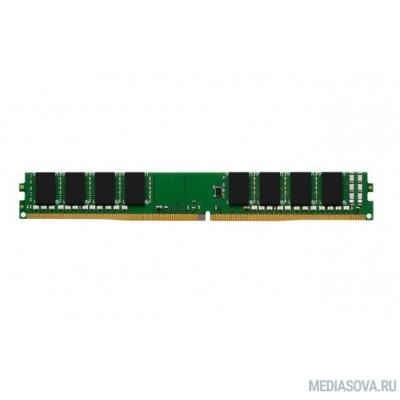 Оперативная память  Kingston DDR4 DIMM 8GB KVR26N19S8L/8 PC4-21300, 2666MHz, CL19