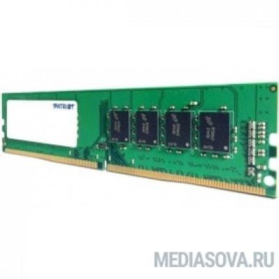 Оперативная память  Patriot DDR4 DIMM 16GB PSD416G26662 PC4-21300, 2666MHz