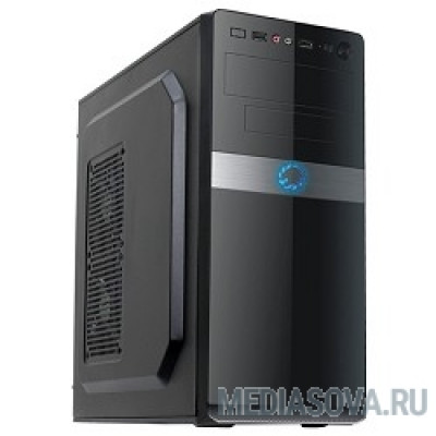 PowerCool (S2002BK) Корпус PowerCool 500W 120мм