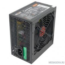 Ginzzu CB650 12CM black,24+4p,2 PCI-E(6+2), 4*SATA, 3*IDE,оплетка MB, кабель питания