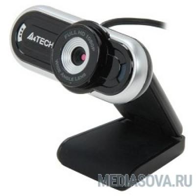 A-4Tech PK-920H-1 BLACK+SILVER Web-камера  USB 2.0