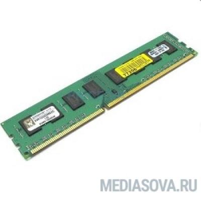 Оперативная память Kingston DDR3 DIMM 2GB (PC3-10600) 1333MHz KVR1333D3N9/2G