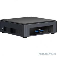 Intel NUC BLKNUC7I7DNH2E, i7-8650U 1.9GHZ / 4.20 GHz, 2xDDR4 1.2V SODIMM, 2.5