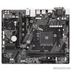 Gigabyte GA-A320M-S2H V.2  RTL 2 x DDR4 DIMM SDRAM, GbE LAN, 1 x PCI, 2 x PCI-E x1,1 x PCI-E x16, 6 x USB 2.0, 6 x USB 3.1, VGA, DVI, HDMI