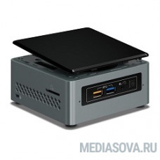 Intel NUC BOXNUC6CAYH, Celeron J3455, SO-DIMM DDR3L, M.2 HDD + 2.5