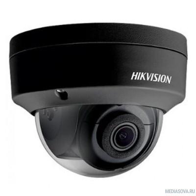 HIKVISION DS-2CD2123G0-IS (2.8mm) Видеокамера IP 2.8-2.8мм цветная корп.:черный