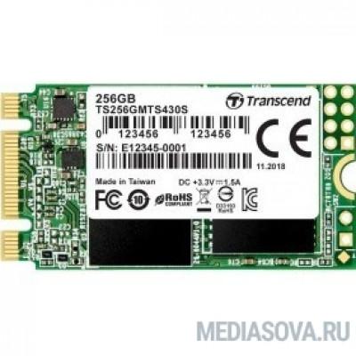 Transcend SSD 256GB M.2 TS256GMTS430S