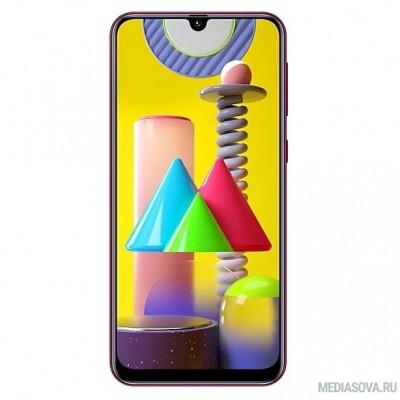 Samsung SM-M315F/DSN red (красный) 128Гб [SM-M315FZRVSER]