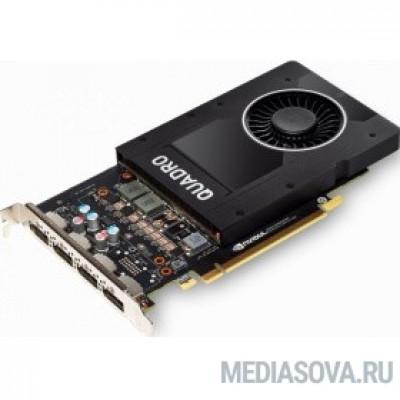 Видеокарта PNY Quadro P2200 5GB RTL [VCQP2200-PB]