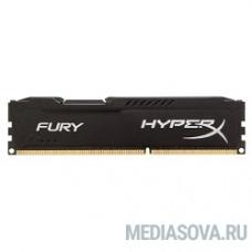 Kingston DDR3 DIMM 4GB (PC3-15000) 1866MHz HX318C10FB/4 HyperX Fury Black Series CL10