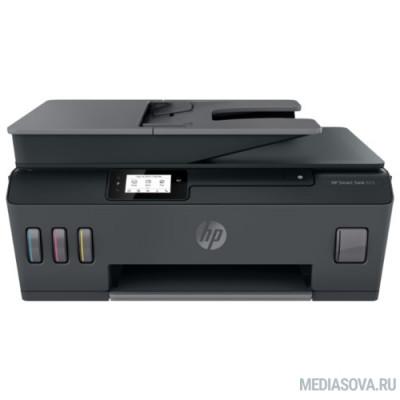 HP Smart Tank 615 <Y0F71A>  МФУ, А4, 1200х1200 ч/б, 4800x1200 цвет., 22 стр/мин (ч/б А4), 14 стр/мин (цветн. А4), 256 МБ, Wi-Fi, USB