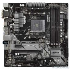 ASROCK B450M PRO4  RTL SocketAM4, AMD B450, mATX