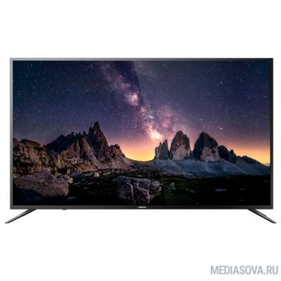 HARPER 65U750TS Ultra HD 4K (3840 x 2160); Наличие цифрового тюнера: T2/S2; SMART; Габариты упаковки (ШГВ): 1620x210x949; Объем, м3: 0,3192; Вес, кг: 26,5