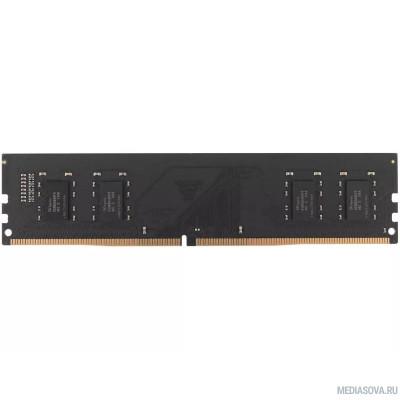 Оперативная память  QUMO DDR4 DIMM 8GB QUM4U-8G2666P19 PC4-21300, 2666MHz