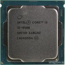 CPU Intel Core i5-9600 Coffee Lake OEM 3.1Ггц, 9МБ, Socket 1151