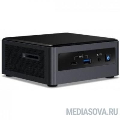 Intel NUC BXNUC10I5FNK2, Intel Core  i5-10210U,  M.2 SSD,  HDMI 2.0a; USB-C (DP1.2), w/ EU cord
