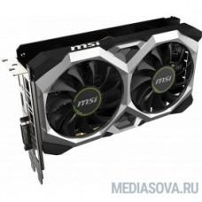 MSI GeForce GTX 1650 SUPER VENTUS XS OC RTL GTX 1650SUPER, 4096Mb, 128bit, GDDR6, 1485/12000 DVIx1/HDMIx1/DPx1/HDCP