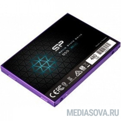 SSD 480GB Silicon Power S55, 2.5
