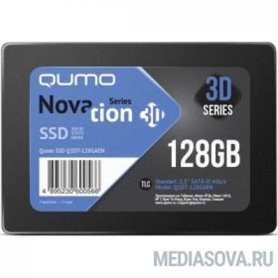 QUMO SSD 128GB QM Novation Q3DT-128GAEN SATA3.0