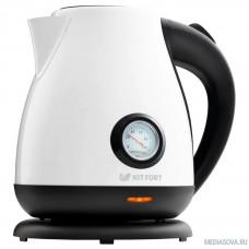 KITFORT КТ-642-3 Чайник .Мощность: 1850-2200 Вт.Ёмкость: 1,7 л.Белый.