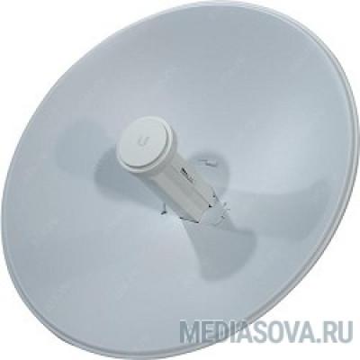 UBIQUITI PBE-M5-400 Точка доступа Wi-Fi, AirMax,5170 - 5875 МГц, 25дБи (Отражатель, облучатель, комплект креплений, PoE - адаптер, кабель)
