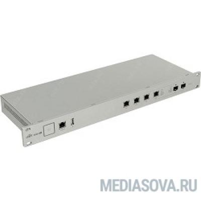 UBIQUITI USG-PRO-4 Маршрутизатор, 2х RJ45 1G, 2х Rj45/SFP