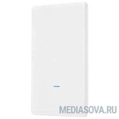UBIQUITI UAP-AC-M-PRO Mesh-точка доступа 2.4+5 ГГц, 802.11ac/n/a/g/b, 2х 1G Ethernet, 802.3af