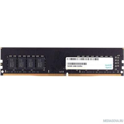 Оперативная память  Apacer DDR4 DIMM 16GB EL.16G2T.GFH PC4-19200, 2400MHz