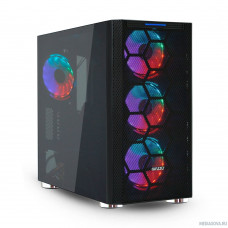 Ginzzu CL600 Controller FAN12CM RGB*4 USB3.0