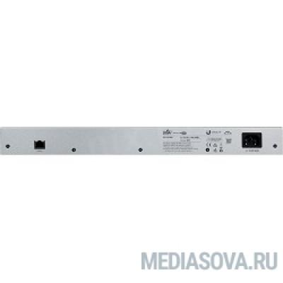 UBIQUITI US-48-500W Управляемый коммутатор на 48 портов с возможностью раздачи питания, 500Вт