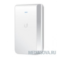 UBIQUITI UAP-AC-IW Точка доступа 2.4+5 ГГц, 3х 1G Ethernet, 802.11a/b/g/n/ac, 802.3at