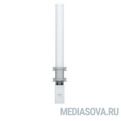 UBIQUITI AMO-5G13 всенаправленная MIMO 2x2 , диапазон частот - 5.15-5.85 GHz, коэффициент усиления - 13dBi