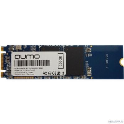 QUMO M.2 SSD 256GB QM Novation Q3DT-256GAEN-M2