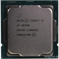 CPU Intel Core i5-10400 Comet Lake BOX 2.9GHz, 12MB, LGA1200