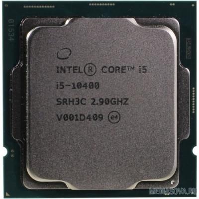 Процессор CPU Intel Core i5-10400 Comet Lake BOX 2.9GHz, 12MB, LGA1200