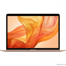 Apple MacBook Air 13 Early 2020 [Z0YL000R4] 1.1GHz dual-core 10th-generation Intel Core i3 (TB up to 3.2GHz)/16GB/256GB SSD/Intel Iris Plus Graphics - Gold