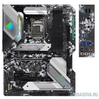 Материнская плата Плата материнская Asrock Asrock Z490 STEEL LEGEND , LGA1200, Intel Z490, ATX, BOX
