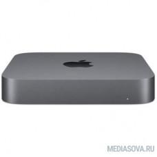 Apple Mac mini (Z0ZR000BE, Z0ZR/20) Space Gray i7 3.2GHz (TB 4.6GHz) 6-core 8th-gen/16GB/256GB SSD/Intel UHD Graphics 630 (2020)
