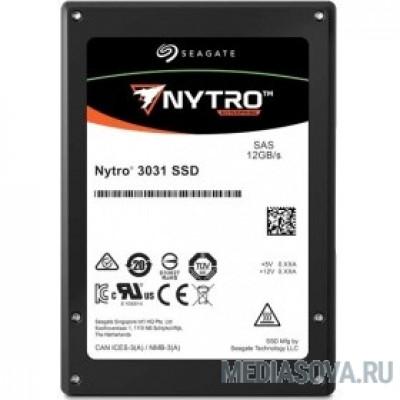 SEAGATE SSD 400Gb Server Nytro 3031 XS400ME70004