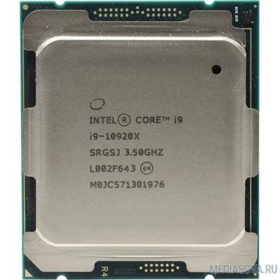 Процессор CPU Intel Core I9-10920X OEM