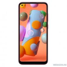 Samsung Galaxy A11 (2020) SM-A115F 32Gb красный