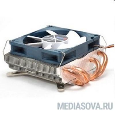 Cooler Titan (TTC-NC25TZ/PW/V2(RB)) для s1366/1156/775/AM3, аллюм.+медь+4 теплотрубки, низкопрофильный