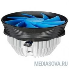 Cooler Deepcool GAMMA ARCHER Soc-1150/1155/1156/AM2+/AM3+/FM1/FM2, 3pin, 21dB, Al, 95W, 301g, clamp