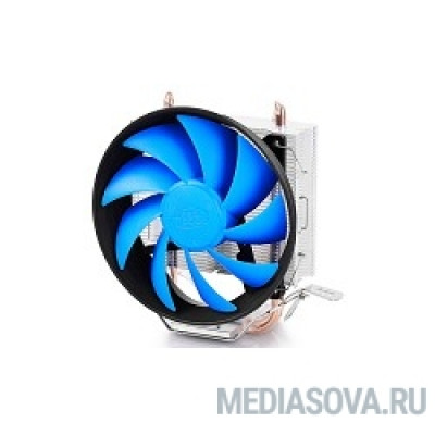 Cooler Deepcool  GAMMAXX200T RET Soc-775/115, AM2/АМ3/FM1/K8