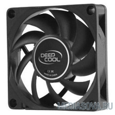 Case fan Deepcool XFAN 70  OEM 70x70x15 3pin+4pin (molex) 27dB