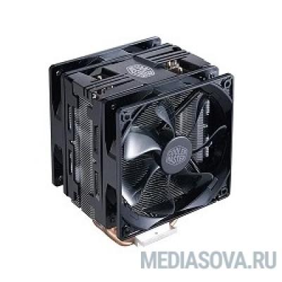 Cooler Master Hyper 212 Turbo Black LED, 600 - 1600 RPM, 150W, Full Socket Support RR-212TK-16PR-R1